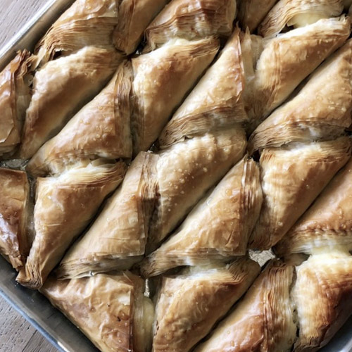 Traditional Mediterranean Sweets